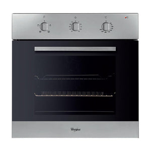 WHIRLPOOL 60 Litre Multifunction Oven with Actual Styling - AKP436IX-Briscoes