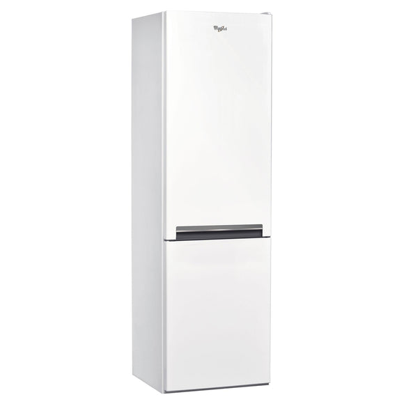 WHIRLPOOL 60cm 60/40 Fridge Freezer - BSNF8101W-Briscoes