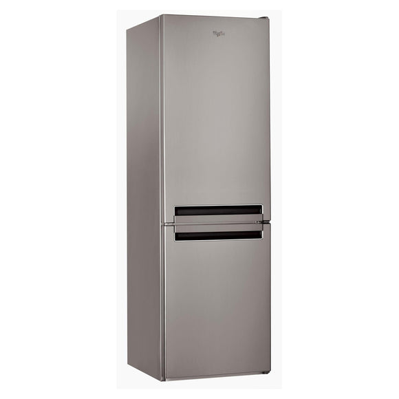 WHIRLPOOL 60cm 60/40 Fridge Freezer - BSNF8151OX-Briscoes