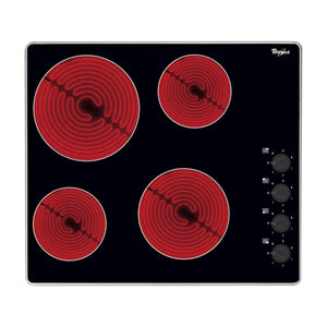 WHIRLPOOL 60cm Ceramic Hob with Glass - AKM609IX-Briscoes