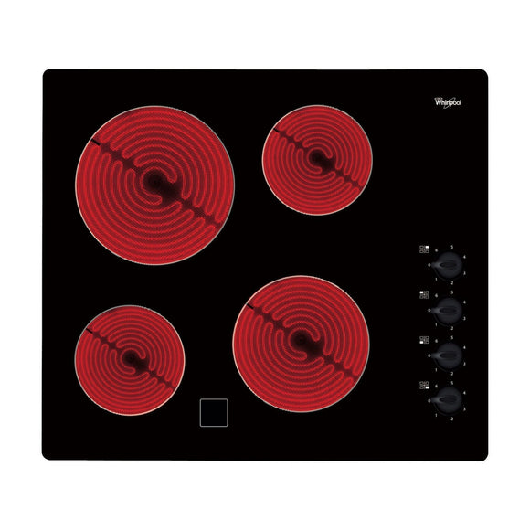 WHIRLPOOL 60cm Ceramic Hob with Glass - AKM901NE-Briscoes
