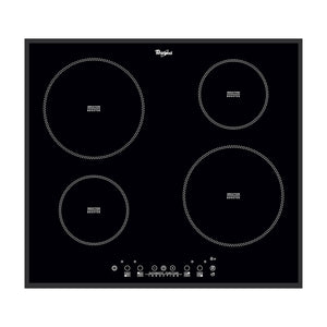 WHIRLPOOL 60cm Induction Hob with 9 Power Levels - ACM804BA-Briscoes