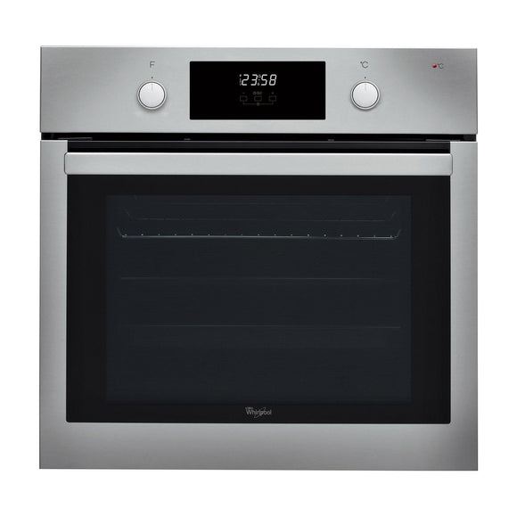 WHIRLPOOL 65 Litre Multifunction Oven with Absolute Styling - AKP745IX-Briscoes