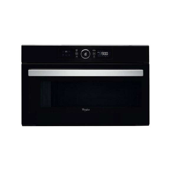 WHIRLPOOL 6th Sense 38cm Combi Microwave with Absolute Styling - AMW730NB-Briscoes