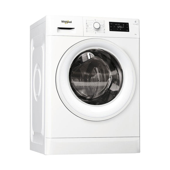 WHIRLPOOL 8KG FreshCare Washing Machine - FWG81284W-Briscoes
