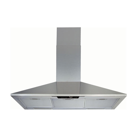 WHIRLPOOL 90cm Chimney Hood - AKR755IX-Briscoes