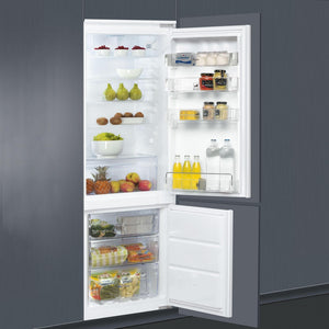 WHIRLPOOL No-Frost 6th Sense Fresh Control 70/30 Integrated Fridge Freezer - ART20163ANF-Briscoes