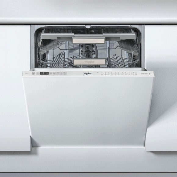 WHIRLPOOL PowerDry PowerClean 6th Sense 14 Place Dishwasher - WIO3033DEL-Briscoes