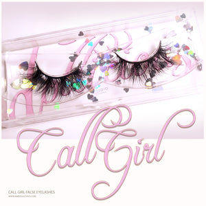 False Lashes CALL GIRL