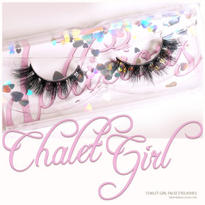 False Lashes CHALET GIRL