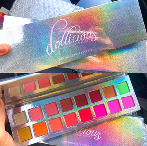 THE THROWBACK PALETTE