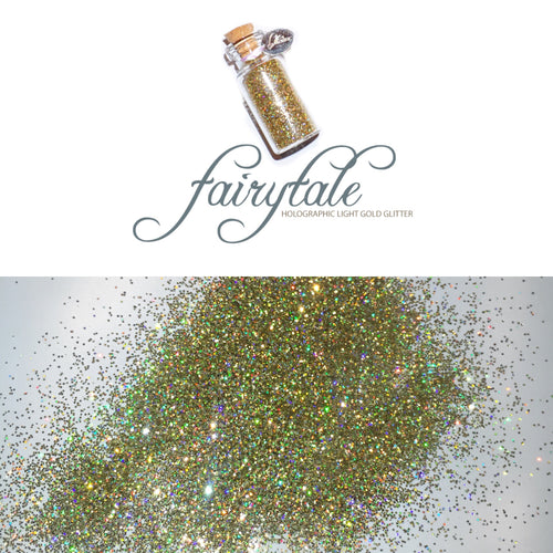 Glitter Pot FAIRYTALE