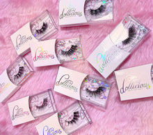 False Lashes CLUELESS