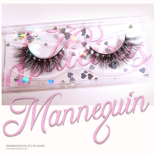 False Lashes MANNEQUIN