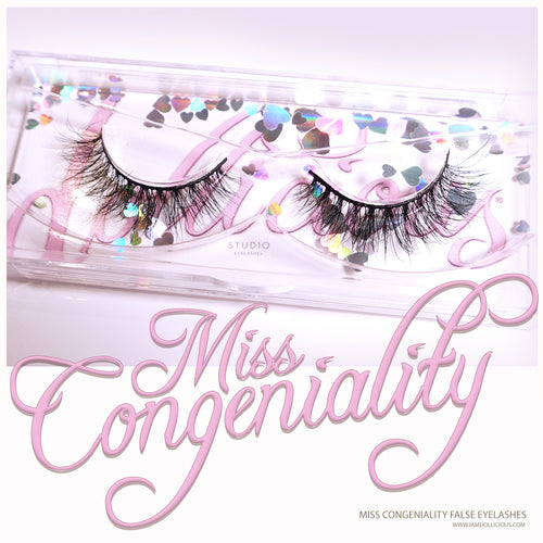 False Lashes MISS CONGENIALITY