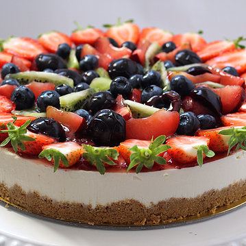 Fruit Cheese Cake