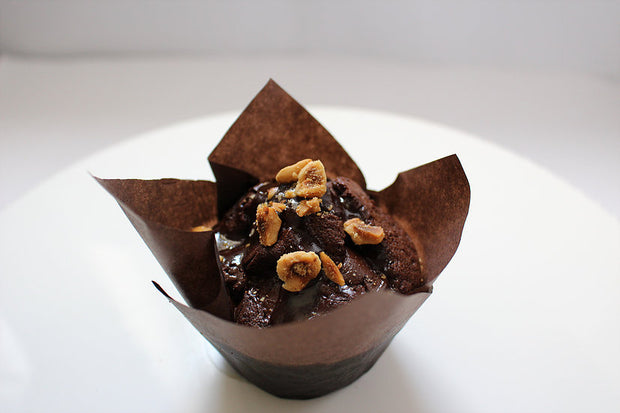 Chocolate Hazelnut Muffin