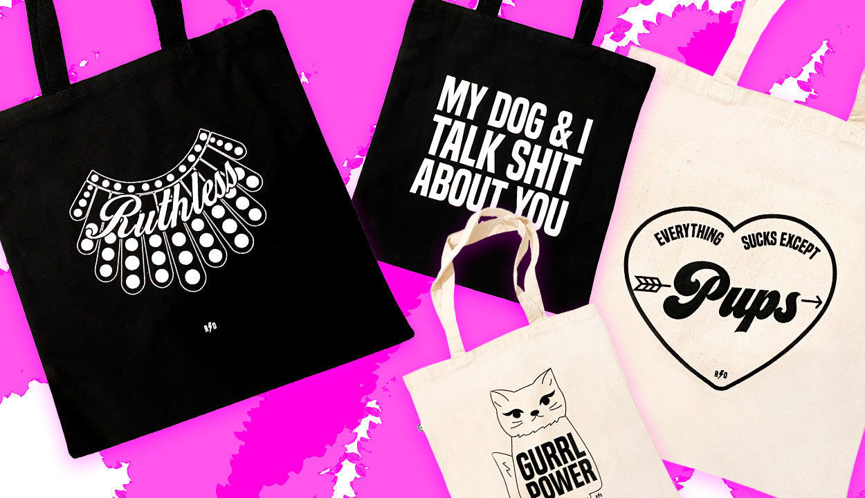 REBEL TOTES by rebeldawg.com