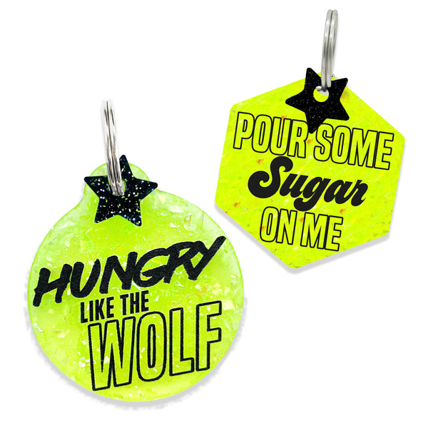 Hungry Like The Wolf & Pour Some Sugar