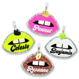 rebeldawg.com -  Dog ID Tag: Lip Service