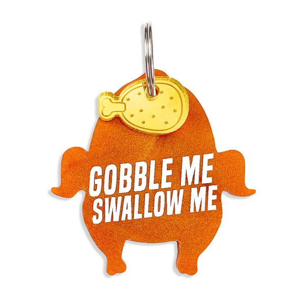 Gobble me Swallow me, Relationship Status