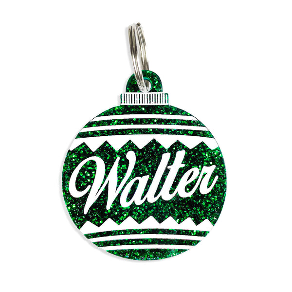 Dog ID Tag: Ornament