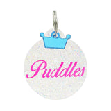 rebeldawg.com - ID Tags Dog ID Tag: Double-Sided Round