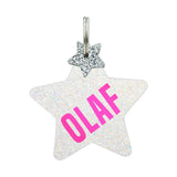 rebeldawg.com - ID Tags Dog ID Tag: Double-Sided Star