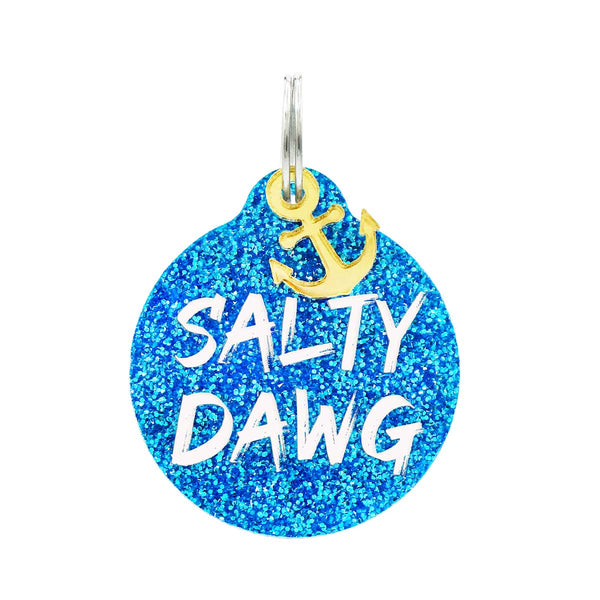 Salty Dawg Dog Tag