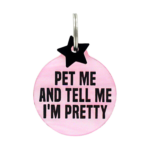 Personalized: Tell Me I'm Pretty