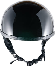 SOA inspired DOT Beanie GLOSS Black-NO peak