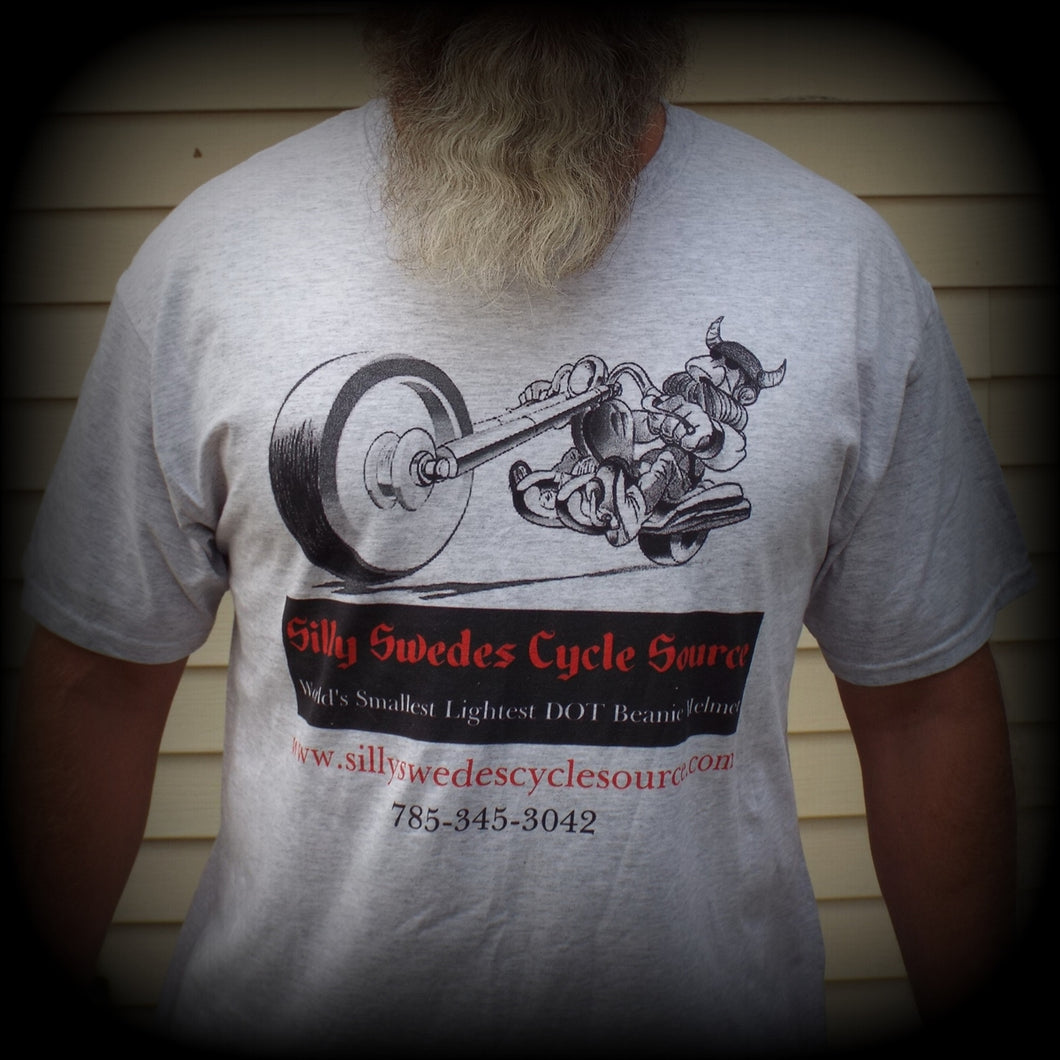 Silly Swedes Cycle Source Tee/ T-Shirt