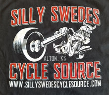 ~NEW~ Silly Swedes Cycle Source Tee/ T-Shirt
