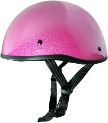 ~NEW~Women's SOA inspired DOT Pink metal flake