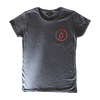 Ladies Flatland Tee - Grey
