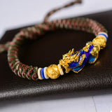 Tempature Changing Dragon Bracelet