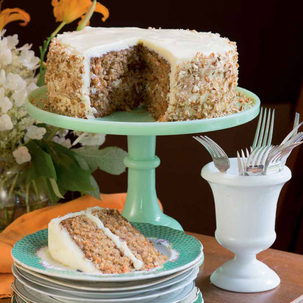 Daisy Cakes Carrot Cake Recipe