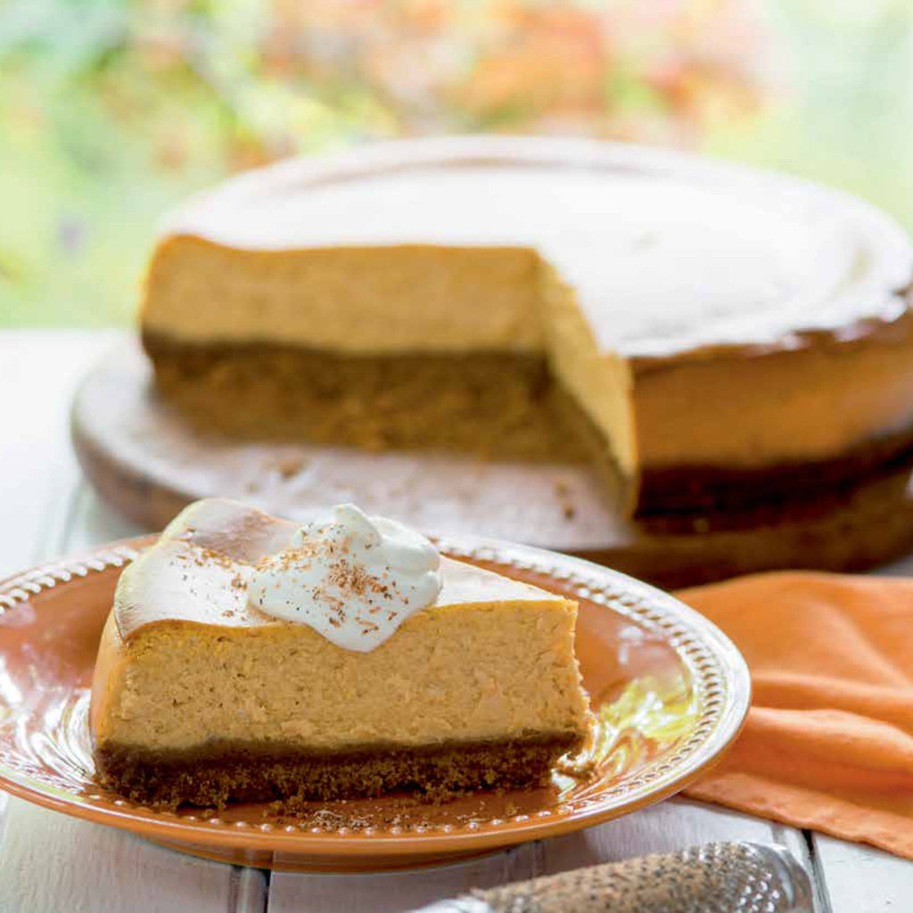 Daisy Cakes Pumpkin Pie Cheesecake