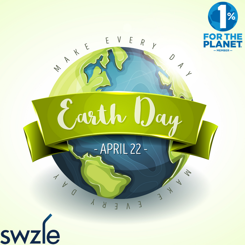 EARTH DAY is Thursday, April 22, 2021