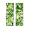 SWZLE Drinking Straw Carrying Case - Palm Leaves