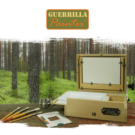 Guerrilla Painter Plein Air Boxes & Accessories