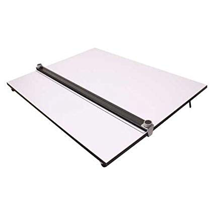 Art Alternative Parallel Straightedge Drawing & Drafting Board