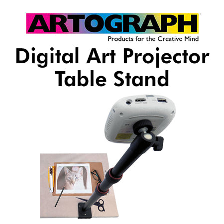 Artograph Digital Art Projector Table Stand