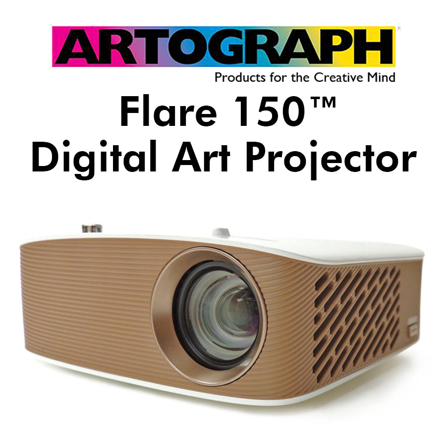 Artograph Flare150™ Digital Art Projector
