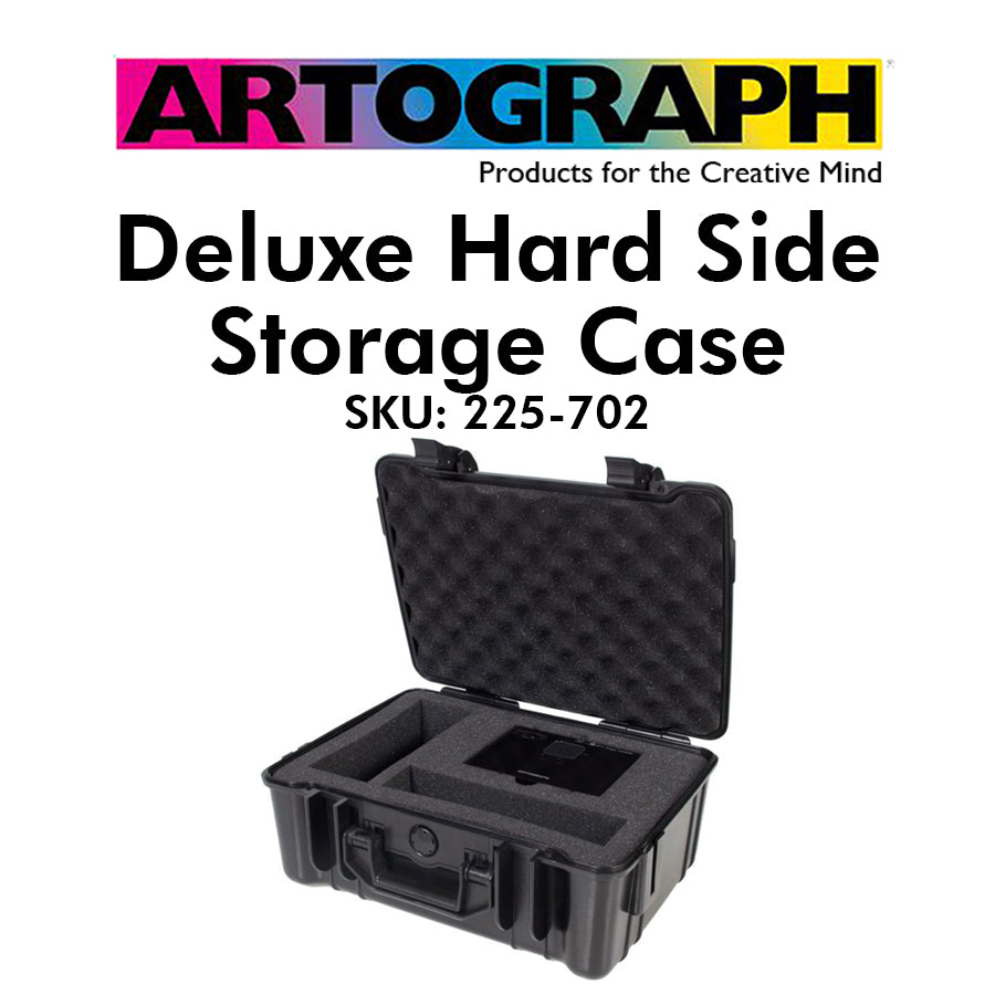 Artograph Deluxe Hard-side Storage Case
