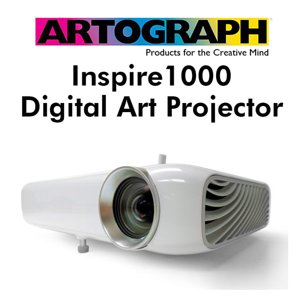 Artograph Inspire1000™ Digital Art Projector