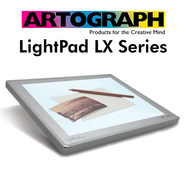 Artograph LightPad® LX Series™ Light Box