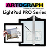 Artograph LightPad® PRO™ Premium Light Box