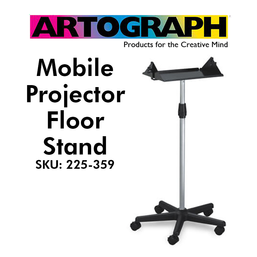 Artograph Mobile Floor Stand