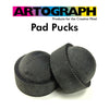 Artograph Pad Pucks - Set of 4